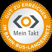 Gut zu erreichen im Bahn-Bus-Landesnetz [(c)Veronika Thäle]