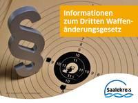 Drittes Waffenänderungsgesetz 1200x900