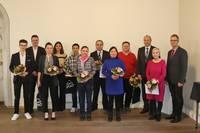 Elf neue deutsche Staatsbürger im Saalekreis