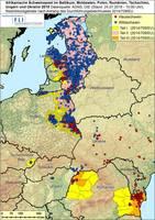 Ausbreitung der ASF in Osteuropa