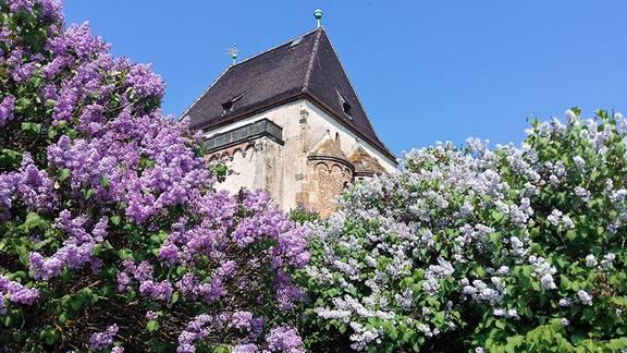 Doppelkapelle Landsberg (Foto: Gunter George) ©Gunter George