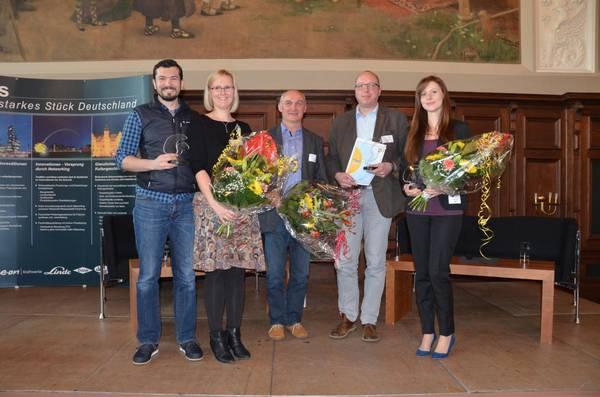 Preisträger Gründerpreis 2017